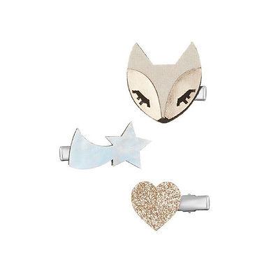 Mimi&Lula ARCTIC FOX CLIP PACK
