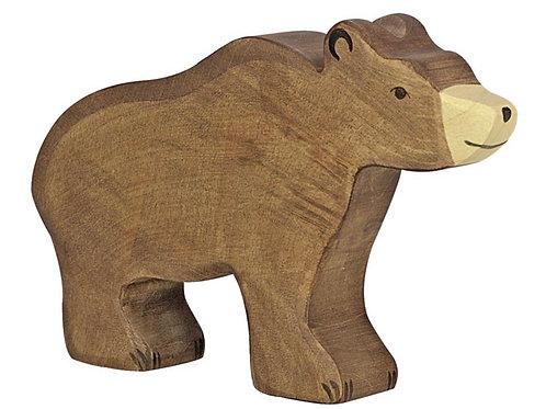 Holztiger Wildernis - BRUINE BEER