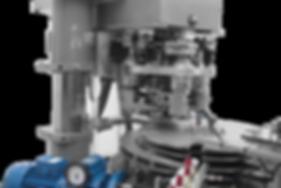 Seaming head of Neptun vacuum seamer