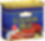canned luncheon meat in rectangular can
