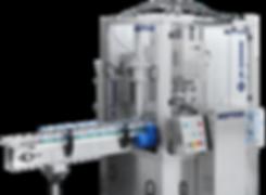 Neptun steam vacuum canning machine