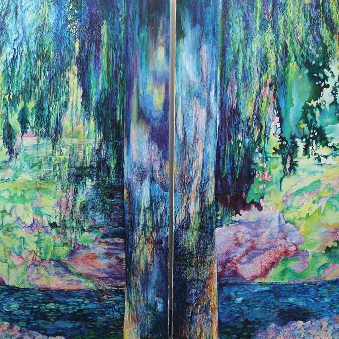 Pond Series, Illusion