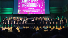 MSC Celebrate 10 years in 'Christmas on Broadway' show at Stoller Hall