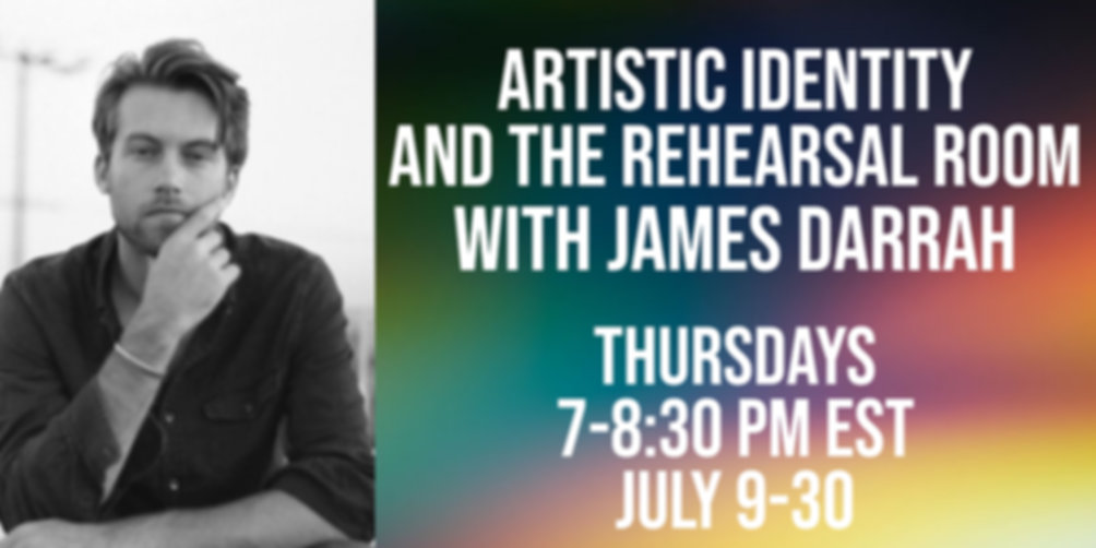Webinar: Artistic Identity and the Rehearsal Room — Navigating the Singer/Director Dynamic