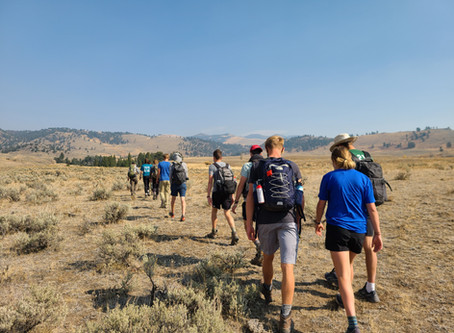 Why Do I Hike? (Guest Blogger)