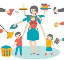 Working Mom vs. Stay-At-Home Mom
