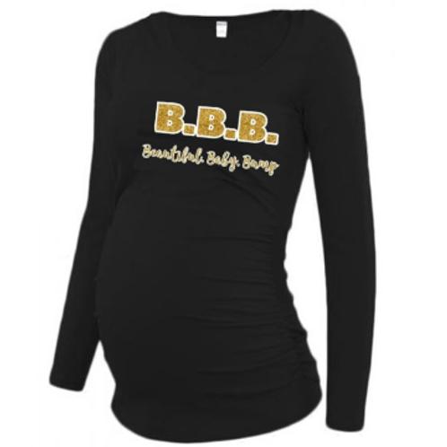 B.B.B. - Beautiful. Baby. Bump Maternity Tee