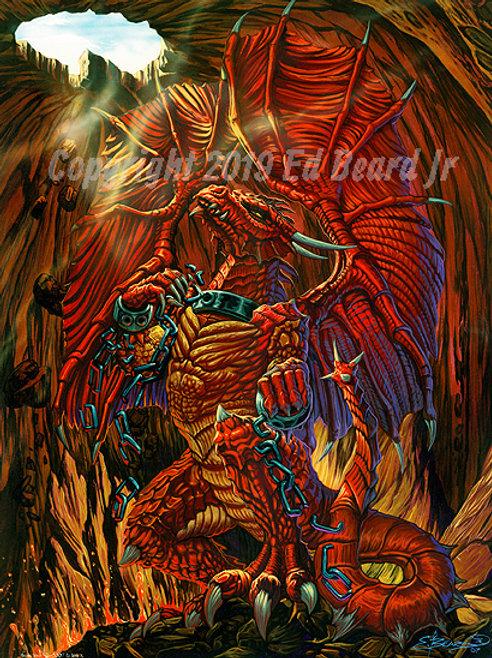 Unbound Dragon MINI ME