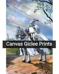 Canvas Prints Giclees