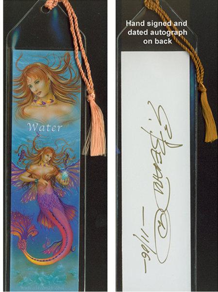 Mermaid Fairy Bookmark