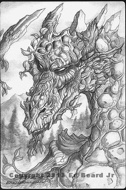 "Earth Dragon ""Gathering"""