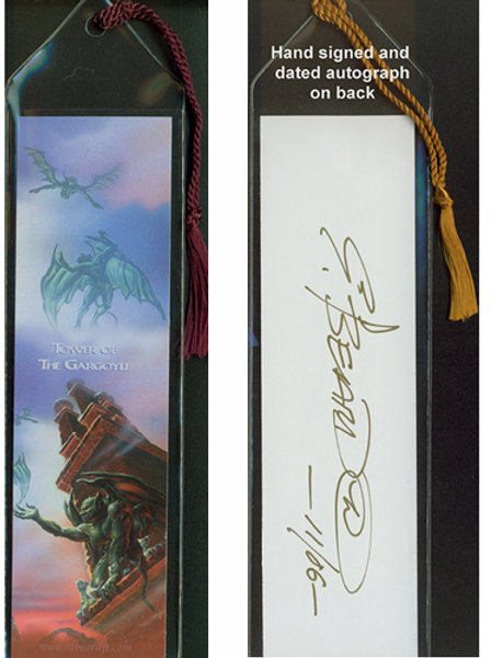 Tower of the Gargoyle Bookmark