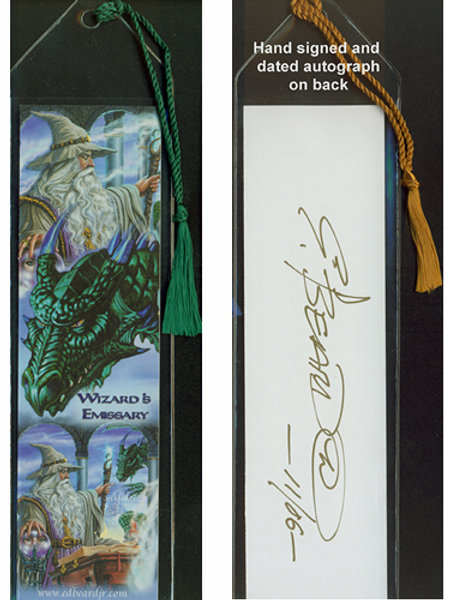Wizard's Emissary Bookmark