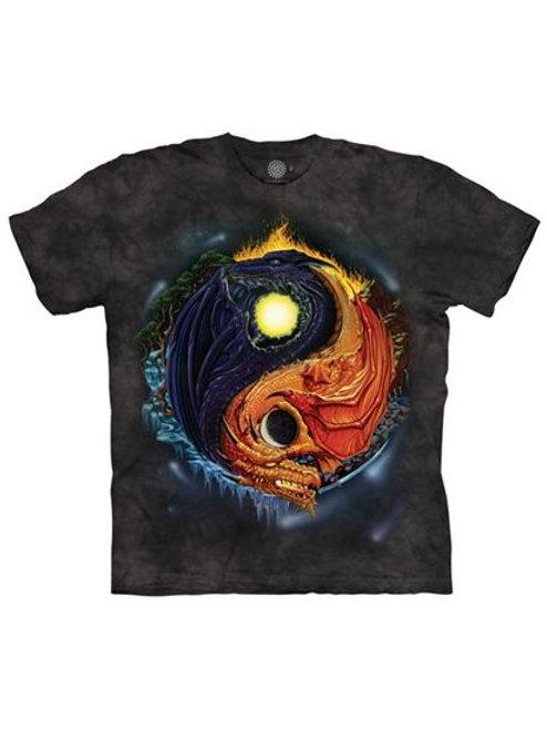 Yin Yang Tie-Dye T-Shirt