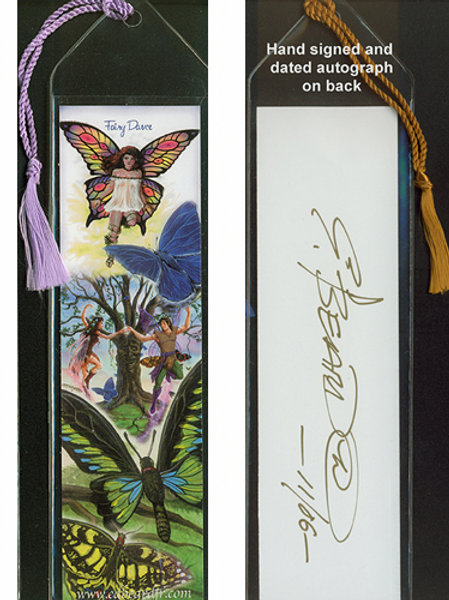 The Fairy Dance Bookmark