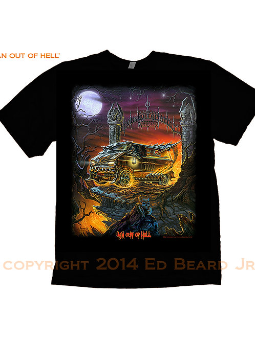 Van Out of Hell T-Shirt