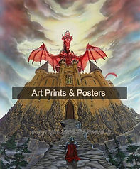 Fantasy Art Prints and Posters
