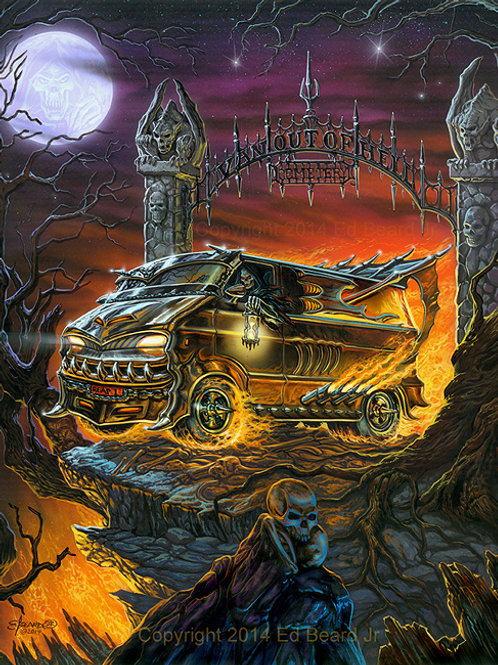 Van Out of Hell