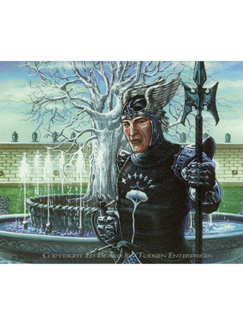 Beregond - JRR Tolkien