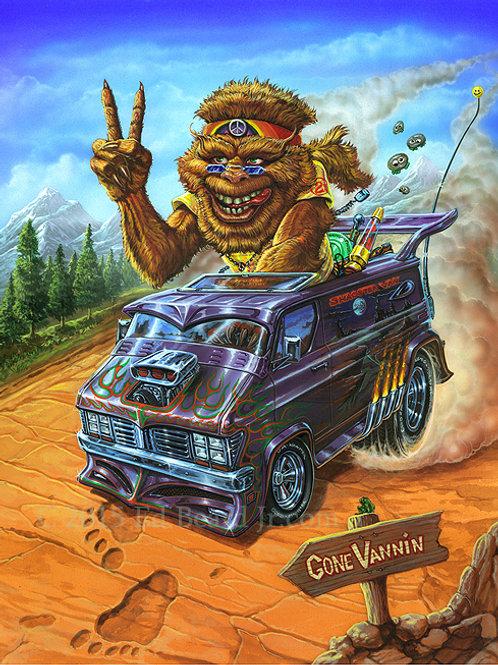 Shagster Van