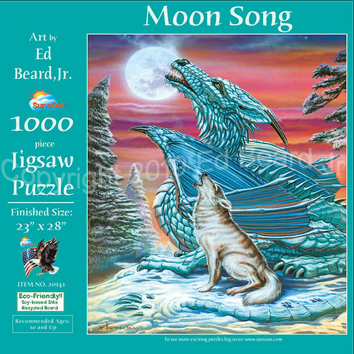 Moonsong Puzzle