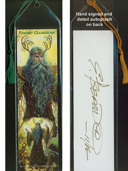 Forest Guardian Bookmark
