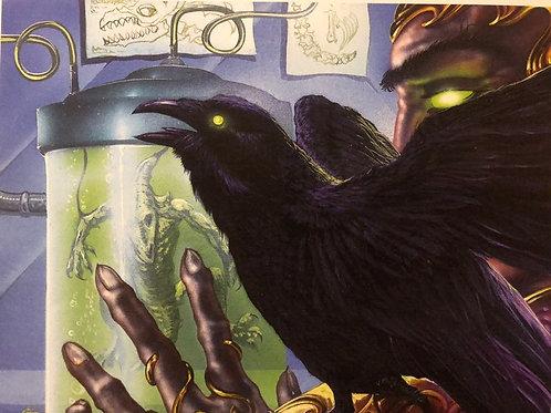 Raven Familiar