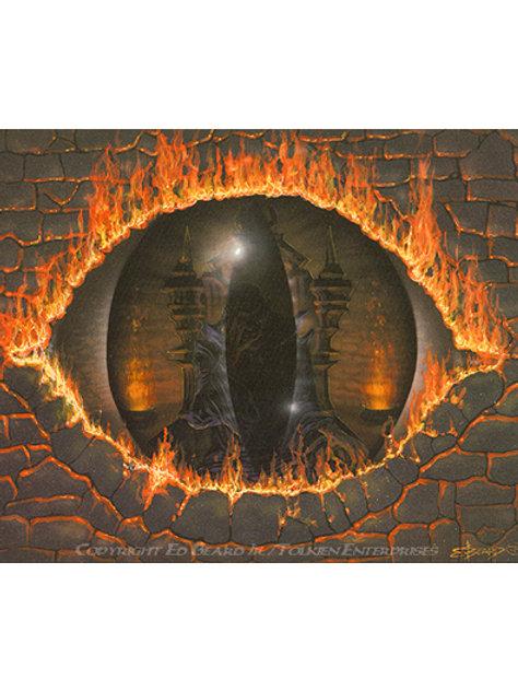 Eye of Sauron - J.R.R. Tolkien