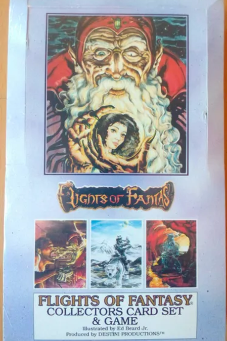 Flights of Fantasy Collector Card Game