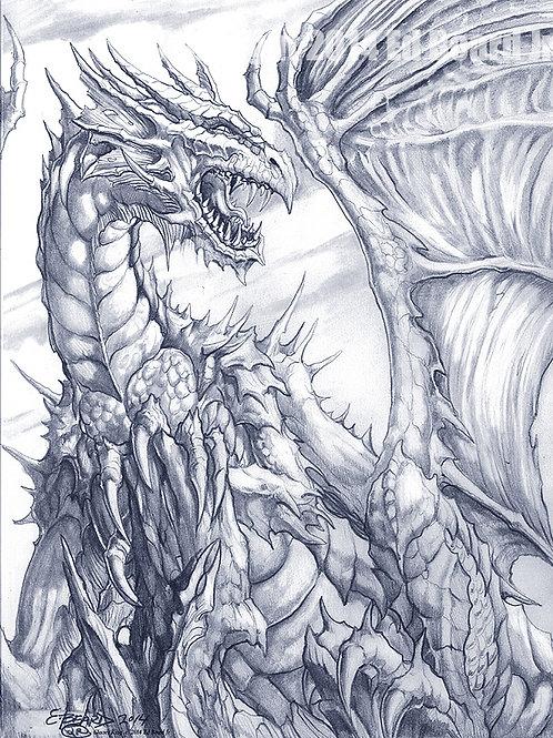 Glacier Dragon King