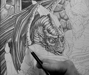 Bedtime Story- Shading Process