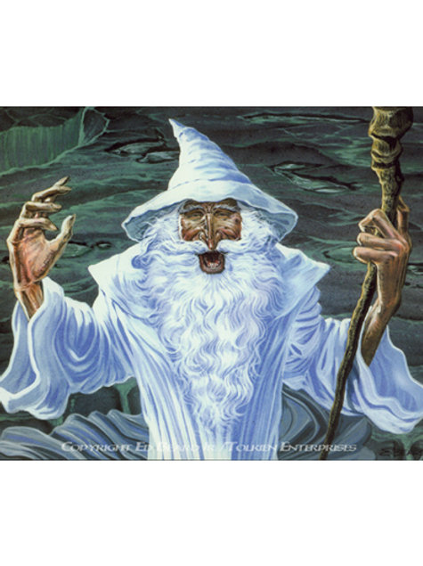 Wizard's Laughter - J.R.R. Tolkien