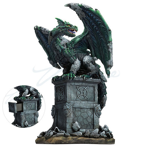Awakening Gargoyle Dragon Statue