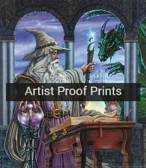 Fantasy Art Proof Prints