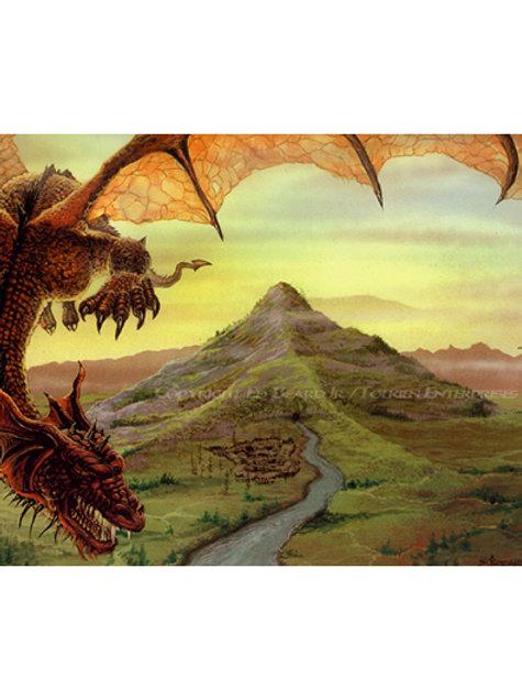 Smaug - J.R.R. Tolkien