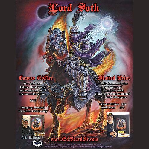 Lord Soth LTD 500 Edition