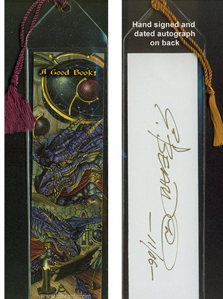 A Good Book Bookmark