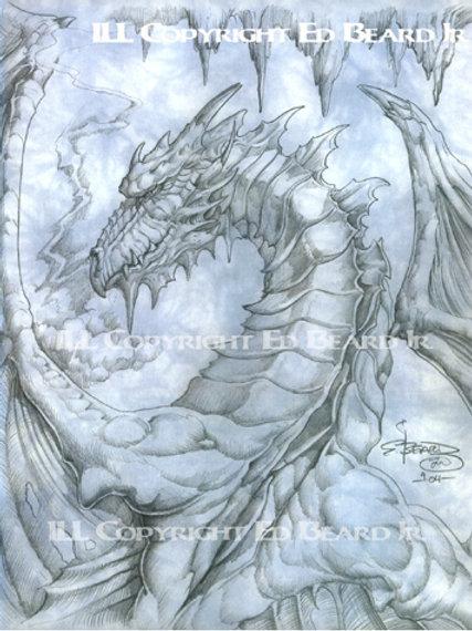 Ice Cave Dragon