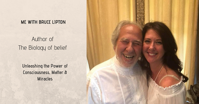 One of Bruce Lipton quotes...