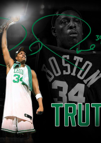 Paul Pierce The Truth Graphic