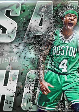 Isaiah Thomas Boston Celtics
