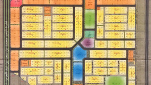 مخطط القيروان - Alqerwan Planned