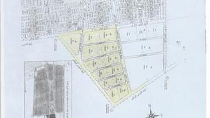 مخطط مدينة المستودعات النموذجية - A typical warehouse city plan