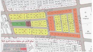 مخطط مدينة العمال - Workers city planner