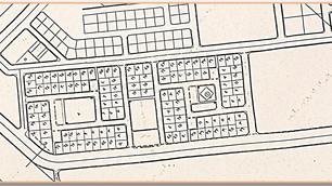 مخطط القصر 1 - Palace scheme 1