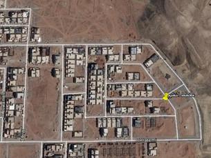 مخطط حي النظيم - Al-Nazim district plan