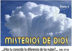 MISTERIOS DE DIOS 6