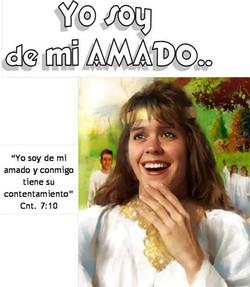 YO SOY DE MI AMADO