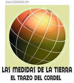 CORDEL PARA MEDIR LA TIERRA