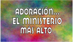 MINISTERIO MAS ALTO